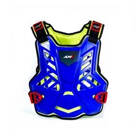 Colete AMX Control Infantil - Azul Flúor