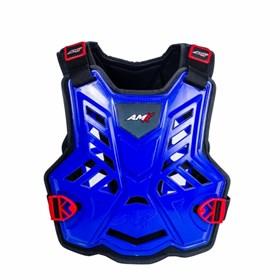 Colete AMX Control Infantil - Azul Preto
