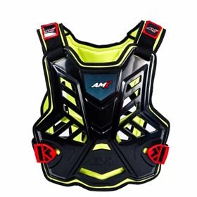 Colete AMX Control - Preto Neon