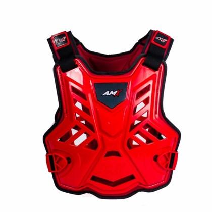 Colete AMX Control - Vermelho