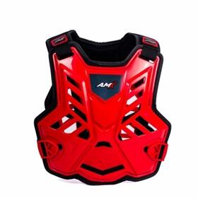 Colete AMX Control - Vermelho Preto