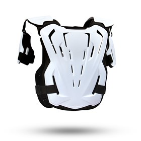 Colete ASW Concept Classic - Branco
