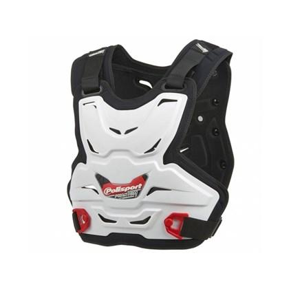Colete Polisport Phantom Mini - Branco