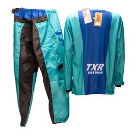 Conjunto TXR Infantil Camuflado MX - Menta