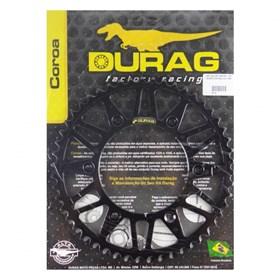 Coroa Durag CRF 230/250/450 CR 125/250 - Preto