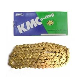 Corrente KMC 520 UOX 120 L C/ Retentor CRF 230 CRF 250R CR KDX - Gold