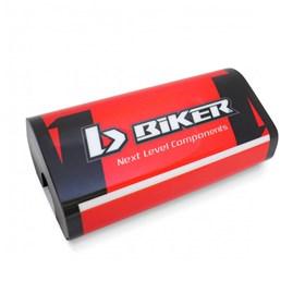 Espuma de Guidão Biker Overpad - Vermelho