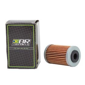 Filtro De Óleo BR Parts YZF 250/450 03/08 WRF 250/450 03/08