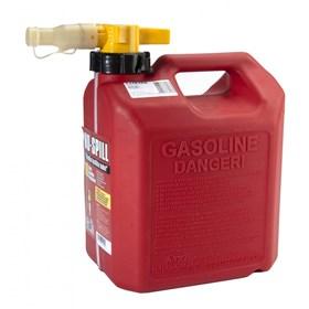 Galão de Abastecimento No-Spill 10L - Vermelho