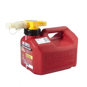 Galão de Abastecimento No-Spill 5L - Vermelho