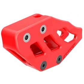Guia de Corrente Anker Traseiro CRF 150/230/250F - Vermelho