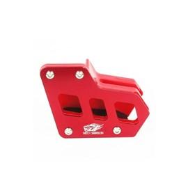 Guia de Corrente Red Dragon Plástico Alumínio CRF 230/250F - Vermelho