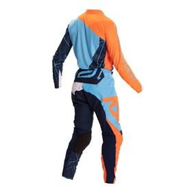 Kit Calça + Camisa ASW Image Dart - Laranja Azul