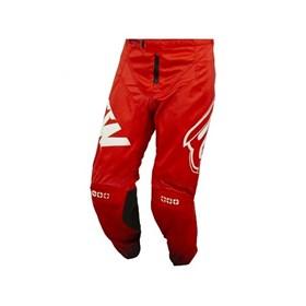 Kit Calça + Camisa ASW Image Mandala 21 - Vermelho Branco Azul Escuro