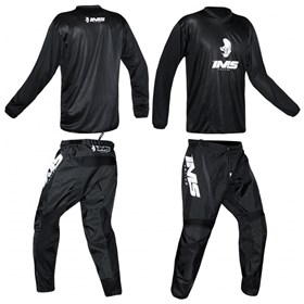 Kit Calça + Camisa Ims Mx - Preto