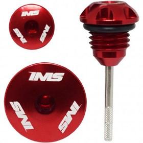 Kit de Tampa do Oleo e Vareta IMS CRF 250F - Vermelho
