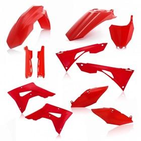 Kit Plástico Acerbis Honda CRF 450 R/X 19/20 - Vermelho