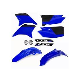 Kit Plástico AMX TTR 230 - Azul