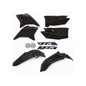 Kit Plástico AMX TTR 230 - Preto