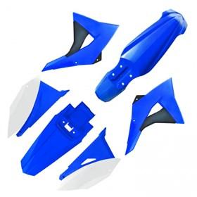 Kit Plastico Elite Biker CRF 230 - Azul Branco
