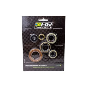 Kit Retentor de Motor BR Parts - YZ 250 02/19 YZ 250X 16/19