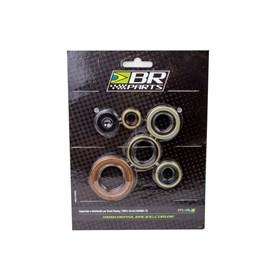 Kit Retentor Do Motor Br Parts - RMZ250 03/08