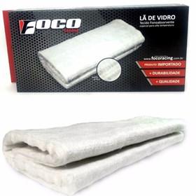 Lã de Vidro Foco Racing 330x550x15MM Super