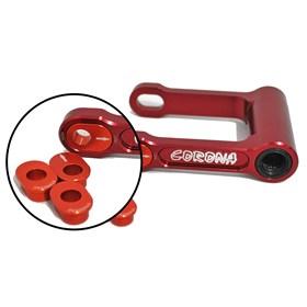 Link de Suspensão Corona CRF 250F - Vermelho