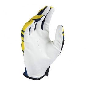 Luva Answer AR1 Pro Glo - Amarelo Azul Branco