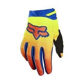 Luva Fox 180 Infantil Oktiv Glove - Amarelo Flúor