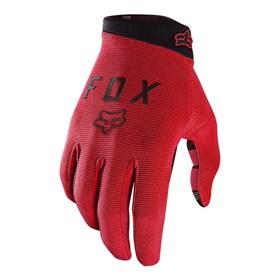 Luva Fox Bike Ranger - Vermelho Preto