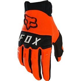 Luva Fox Dirtpaw 21 - Laranja Flúor