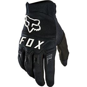 Luva Fox Dirtpaw 21 - Preto Branco