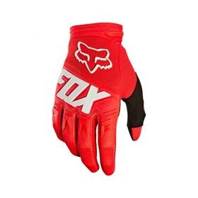 Luva Fox Dirtpaw Race - Vermelho