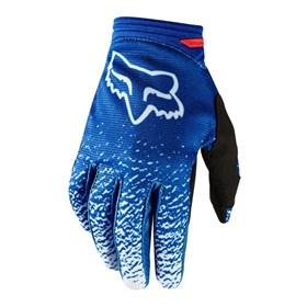 Luva Fox Dirtpaw Woman - Azul