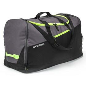 Mala de Equipamento Acerbis Bag Cargo 180L - Preto Amarelo