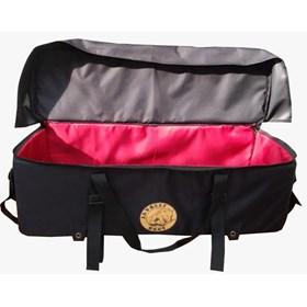 Mala de Equipamento Quadri Javalli Bags - Preto