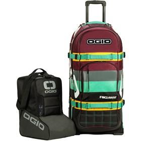 Mala de Equipamentos Ogio Rig 9800 Pro Wheeled Bag Block Party