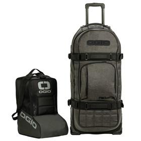 Mala de Equipamentos Ogio Rig 9800 Pro Wheeled Bag Dark Static