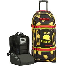 Mala de Equipamentos Ogio Rig 9800 Pro Wheeled Bag Taco Tuesday