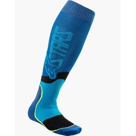 Meia Alpinestars MX Plus 2 - Azul
