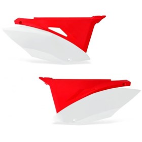 Number Lateral Biker CRF 230 - Vermelho Branco
