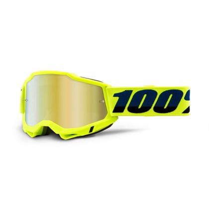 Óculos 100% Accuri 2 - Amarelo