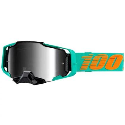 Óculos 100% Armega (clark) Espelhado