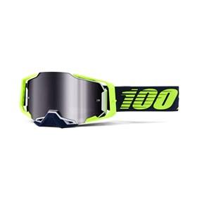 Óculos 100% Armega Lente Espelhada - Deker