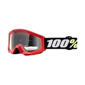 Óculos 100% Infantil Strata Mini - Vermelho