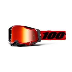 Óculos 100% Racecraft 2 - Vermelho