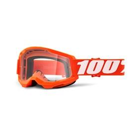 Óculos 100% Strata 2 - Laranja