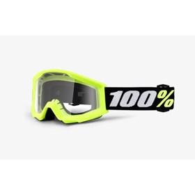 Óculos 100% Strata Mini - Amarelo
