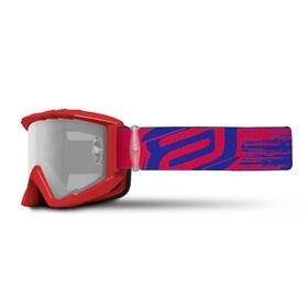 Óculos ASW A2 Brush - Vermelho Azul